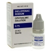 Diclofenac Ophthalmic Solution 5ml