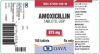 Amoxicillin Tablets 875mg, 100 tablets