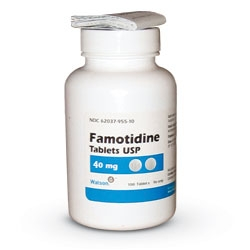 Famotidine Tablets - 40mg, 100ct