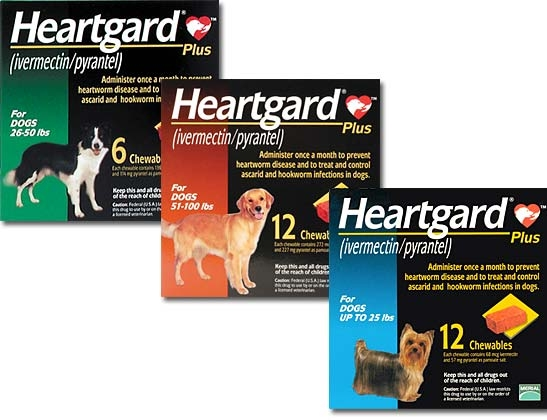 Heartgard Plus Chewables K-9