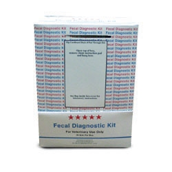 Fecatector Diagnostic Kit 50 kits per box